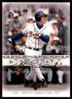 2002 Upper Deck Honor Roll Chipper Jones Atlanta Braves #47