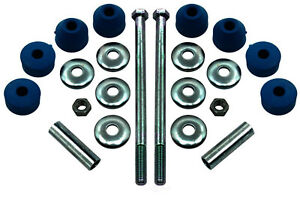 Suspension Stabilizer Bar Link Kit Front ACDelco Pro 45G0015