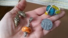 Vintage 4 piece jewelry collection