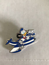Disney Donald Duck In Airplane Pin 2004 Disney Travel Club