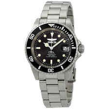 Invicta Pro Diver Automatic Black Dial Stainless Steel Men's Watch 24760