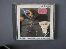 CD JAPAN - GENTLEMEN TAKE POLAROIDS