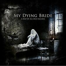 Map of All Our Failures 0801056762023 by My Dying Bride CD