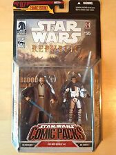 Star Wars Comic Pack Obi-wan kenobi And Arc Trooper