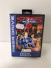 Streets of Rage 3 Leer Hüle für Sega Mega Drive
