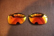 Polarlenz Polarizado Rojo Fuego Iridio Lente De Repuesto Para Oakley Ten X