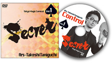 Secret Vol. 1 Ars-Takeshi Taniguchi by Tokyo Magic Carnival Magic Trick Close Up