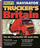 Philip's Navigator Trucker's Britain, Paperback by Philip's Maps and Atlases,...