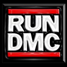 RUN DMC - BELT BUCKLE - BRAND NEW - HEAVY DUTY MUSIC BBRDM01