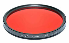 Red Filter Made in Japan 72mm