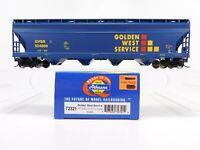 HO Scale Athearn 72321 GVSR Golden West Service ACF Centerflow Hopper #524809
