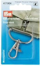 Bag Making Hardware; Swivel Clips, Magnetic Closures, D Rings, Tuck Locks etc...