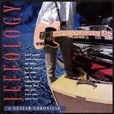 """Jeff Beck tribute CD """"Jeffology"""" feat: Paul Gilbert George Lynch Vivian Campbell"""