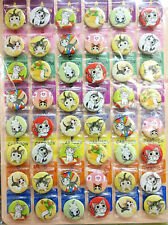 Chi's sweet home cat 30MM 48 pc LOT PIN BACK BADGES BUTTONS FOR BAG CLOTH PARTY