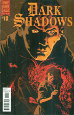 Dark Shadows #10 Barnabas Collins Vampire Horror Francavilla Cover Dynamite 2012