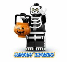 LEGO Minifigure Series 14 - Skeleton Guy - minifig col14-11 FREE POST