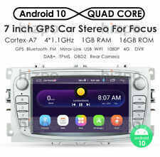 Android 10 for Ford Mondeo Focus S-Max C-Max Galaxy Car Stereo Radio GPS SAT NAV