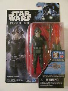 "Star Wars: Rogue One - 3.75"" Figure - Admiral Raddus - Sealed"