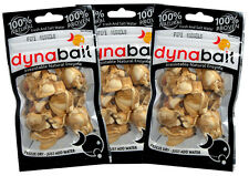 Dynabait mussels 3x  ( dehydrated fishing tackle, bait, 2 years shelf life)