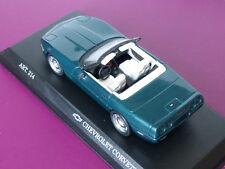 rare chevrolet corvette zr1 cabriolet 1/43 avec 11 photos à voir pour les détail
