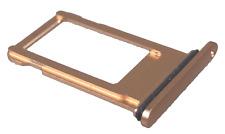 iPhone 8 Plus sim Karten Halter Einschub Slot Card Halterung Ersatz, rose gold