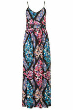 BNWT TOPSHOP Cutabout' Floral Maxi Dress UK 14