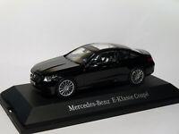 Mercedes Benz Classe E coupé c238 de 2017  au 1/43 de iScale / kyosho