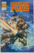 Universal Soldier # 2 (of 3) (Direct edition with painted cover) (Estados Unidos, 1992)