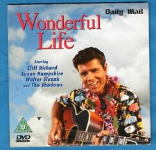 Wonderful Life — Daily Mail promo DVD [U] Cliff Richard and The Shadows