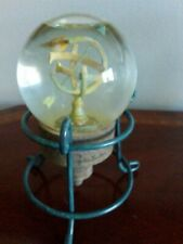 Marjolein Bastin Natures Sketchbook Armillary Sphere Snow Globe