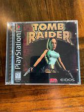Tomb Raider (Sony PlayStation 1, 1996)