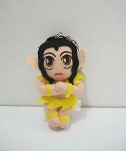 """Samurai Spirits Showdown Banpresto 1996 SNK Mascot Plush 4.5"""" Toy Doll Japan"""