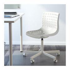 IKEA SKÅLBERG / SPORREN Sedia da ufficio, bianco