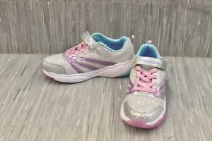 Skechers S Lights-Fusion Flash 302043L Sneakers, Little Girl's Size 2.5M NEW