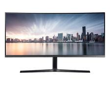 "Samsung Curved Monitor C34H890WJU LCD-Display 86,4 cm (34"") dunkelsilber"
