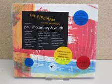 THE FIREMAN Electric Arguments CD (NEW/SEALED 2008) Paul McCartney/Youth/Beatles