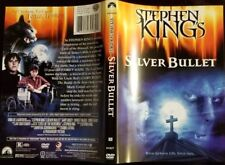 Silver Bullet, Sleepwalkers, Children of the Corn Dvd Set. No cases, Artwork yes