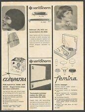 Hairdressing Ads  - 1967 Vintage Print Ad