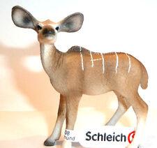 4-4-5 Neuf Schleich 14644 Kudu Veau Antilope Schleich Animal Savane Afrique
