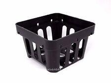 3 X10 Orchid Vanda Hydro Aero Baskets Plastic Basket Square Pot Phalaen Hanger