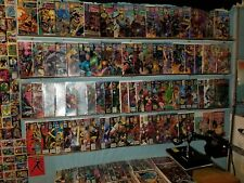 ULTRAVERSE   MALIBU COMICS  189 ISSUE MEGA LOT  NIGHT MAN HARDCASE EXILES  VF/NM