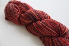 Flotte Socke 4 fach -  60%Wolle/20% Alpaka/20%Polyamid handgefärbt FB1315 100g