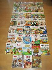 Asterix Obelix Bände zum aussuchen 1-35+3 Sonderbände Zustand ungelesen 1A  TOP