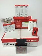Honeywell Vista 20p, 6160RF Keypad with 3-5816, 5853, 5834, Batt-siren-jack-cord