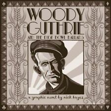 Woody Guthrie: And the Dust Bowl Ballads by Hayes, Nick | Hardcover Book | 97802