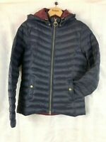 Barbour Women's Highgate Quilt Jacket - Navy/Bordeux - Size 8-18 - RRP £139