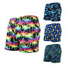 HK- Men Sexy Print Swimming Trunks Surf Board Shorts Boxer Summer Swimwear Newly