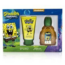 Spongebob Coffret EDT Spray 50ml Shwoer GEL 75ml