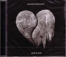 CD  (NEU!) MICHAEL KIWANUKA - Love & Hate (2016 Black man in a white World mkmbh