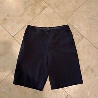 Men's Ben Hogan Performance Black Shorts Size 30